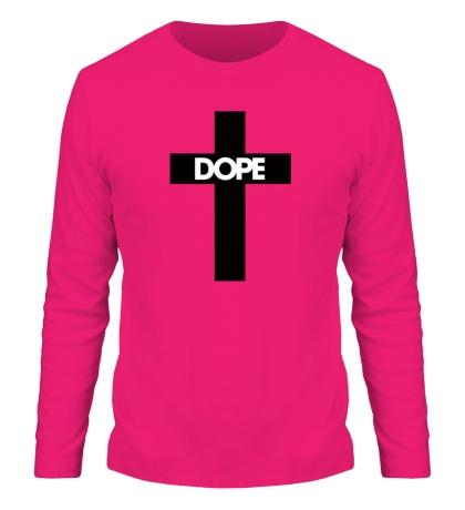 Мужской лонгслив Dope Cross