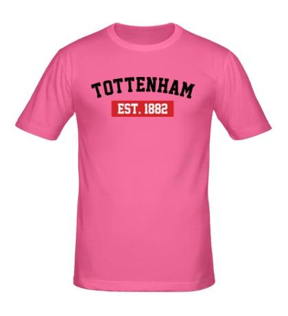 Мужская футболка FC Tottenham Est. 1882