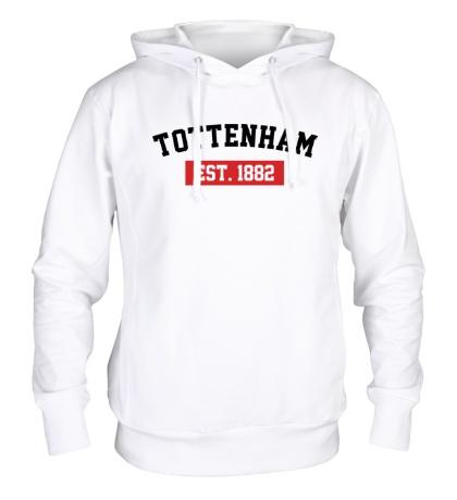 Толстовка с капюшоном FC Tottenham Est. 1882