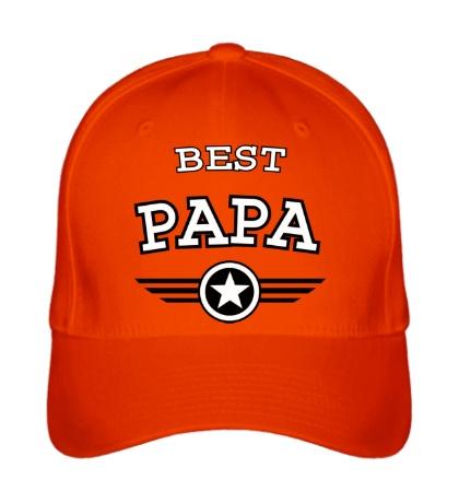 Бейсболка Best Papa