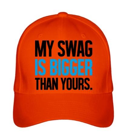 Бейсболка My Swag is Bigger