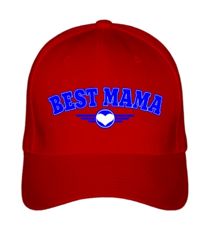 Бейсболка Best Мама