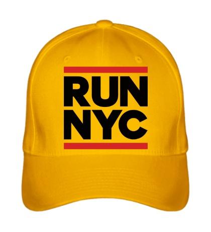 Бейсболка Run NYC