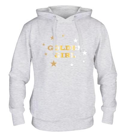 Толстовка с капюшоном Golden Girl