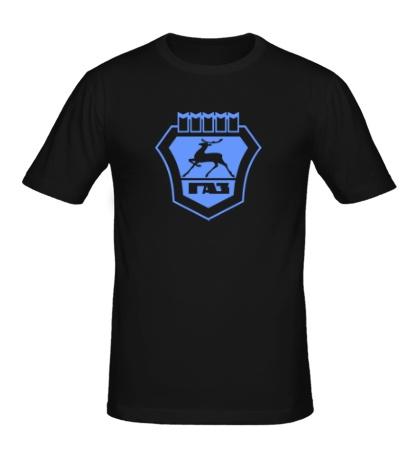 Мужская футболка ГАЗ
