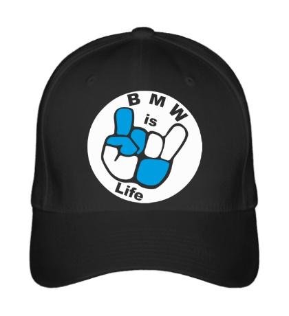 Бейсболка BMW is Life