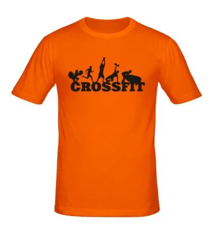 Мужская футболка Only Crossfit