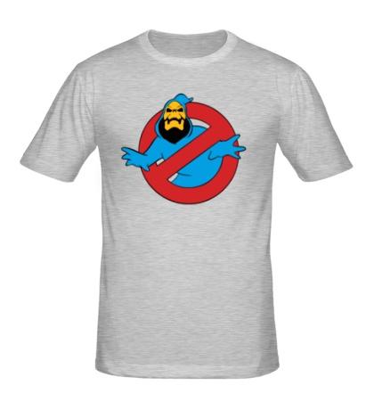 Мужская футболка Ghostbusters Dead