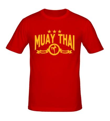 Мужская футболка Muay Thai Hard Body