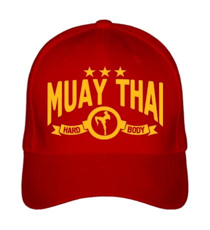 Бейсболка Muay Thai Hard Body