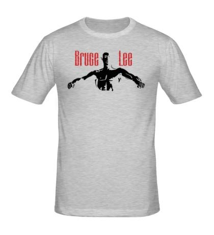 Мужская футболка Bruce Lee Fighter