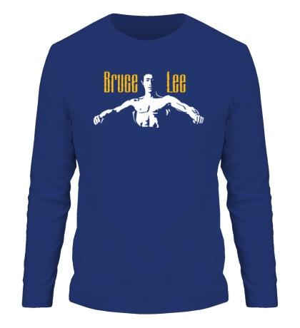 Мужской лонгслив Bruce Lee Fighter
