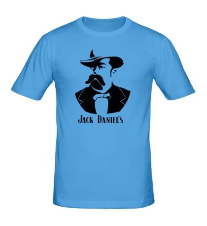 Мужская футболка Создатель Jack Daniels