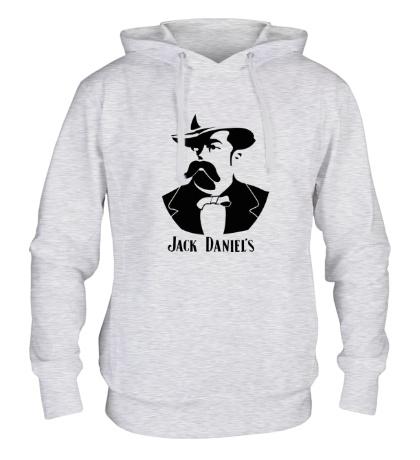 Толстовка с капюшоном Создатель Jack Daniels