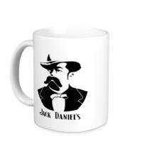 Керамическая кружка Создатель Jack Daniels