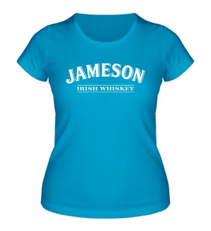 Женская футболка Jameson