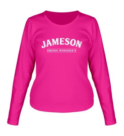 Женский лонгслив «Jameson»