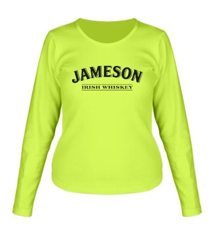 Женский лонгслив Jameson