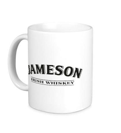 Керамическая кружка Jameson