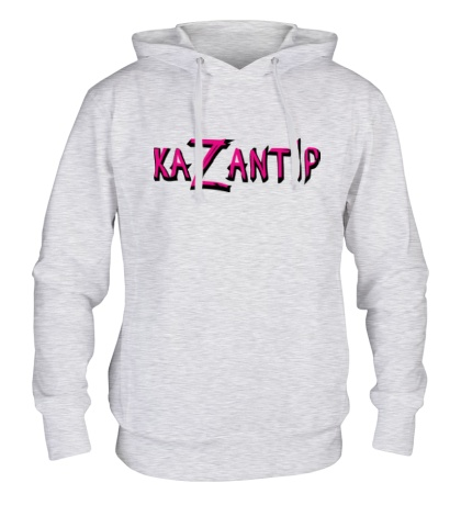 Толстовка с капюшоном KaZantip