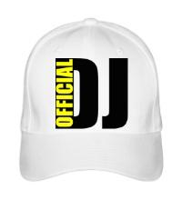 Бейсболка Official DJ