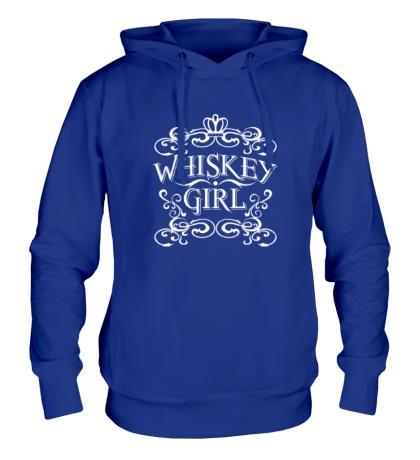 Толстовка с капюшоном Whiskey Girl