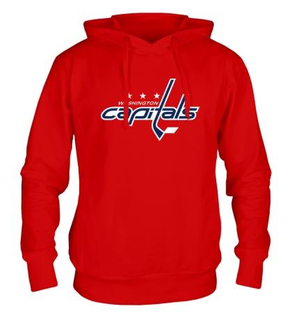 Толстовка с капюшоном Washington Capitals