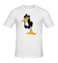 Мужская футболка Хитрый Даффи Дак