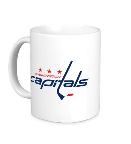 Керамическая кружка Washington Capitals