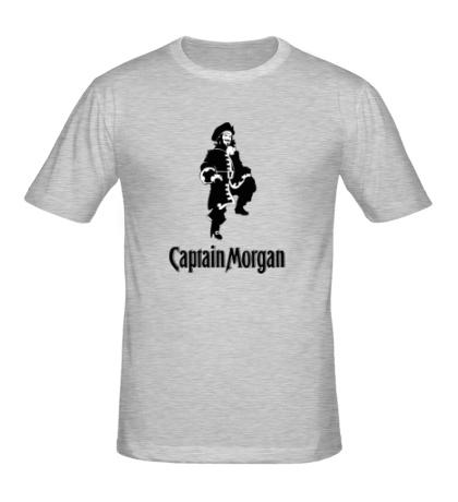 Мужская футболка Capitan Morgan