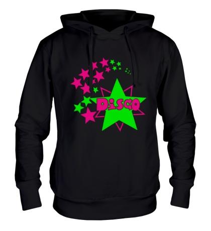 Толстовка с капюшоном Disco Stars