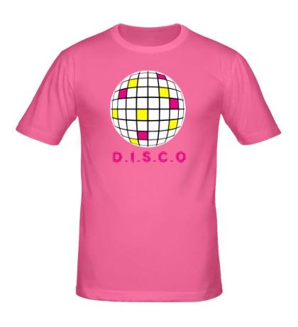 Мужская футболка Disco Ball