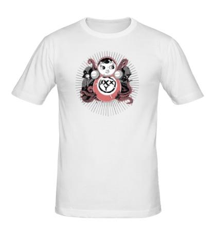 Мужская футболка Oxxxymiron Toy