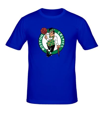Мужская футболка Boston Seltics