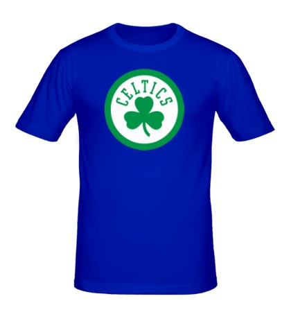 Мужская футболка Boston Seltics Logo