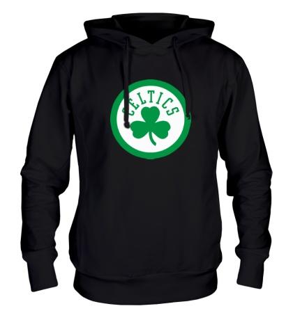 Толстовка с капюшоном Boston Seltics Logo