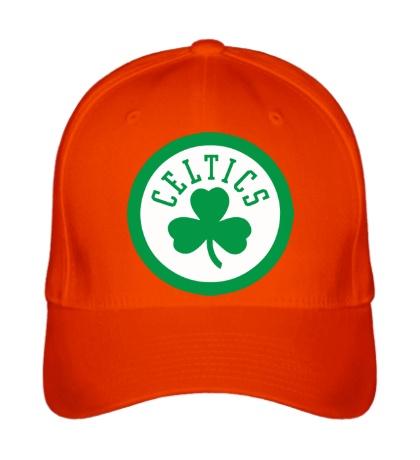 Бейсболка Boston Seltics Logo