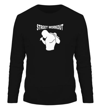 Мужской лонгслив Workout Man