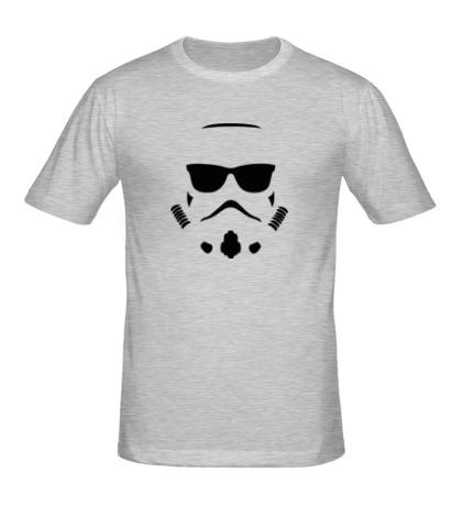 Мужская футболка Штурмовик в очках