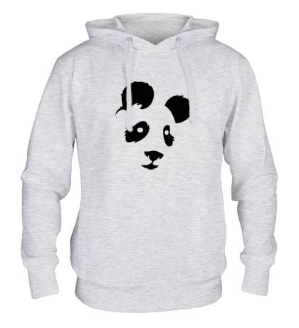 Толстовка с капюшоном Panda face