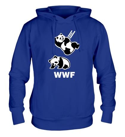 Толстовка с капюшоном WWF Panda
