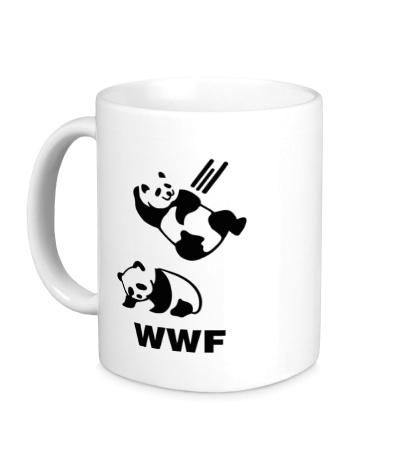 Керамическая кружка WWF Panda
