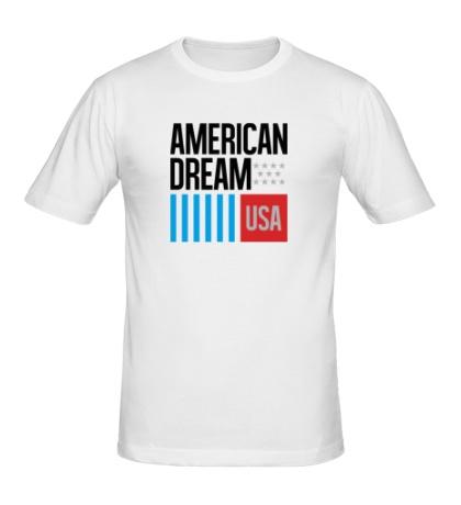 Мужская футболка American Dream