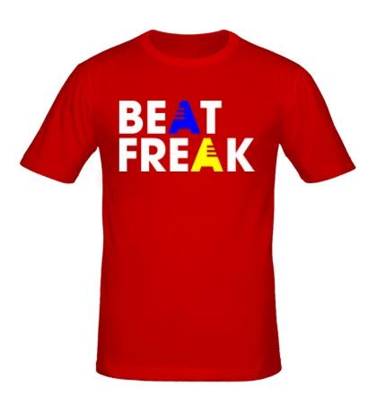 Мужская футболка Beat Freak