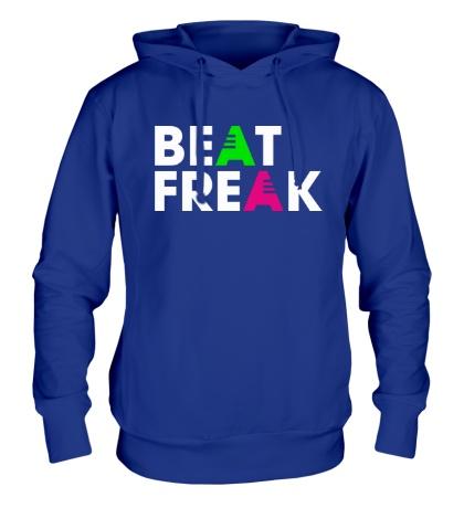 Толстовка с капюшоном Beat Freak