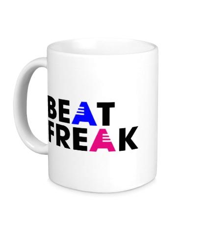 Керамическая кружка Beat Freak