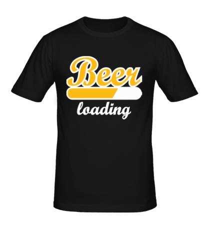 Мужская футболка Beer Loading