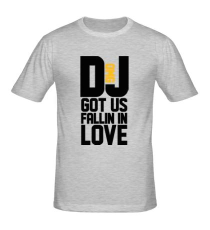 Мужская футболка Dj Got US