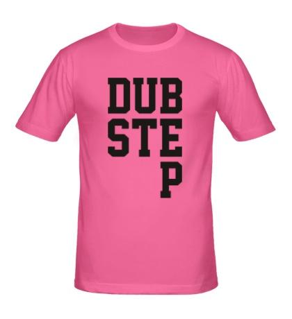 Мужская футболка DubStep Lines