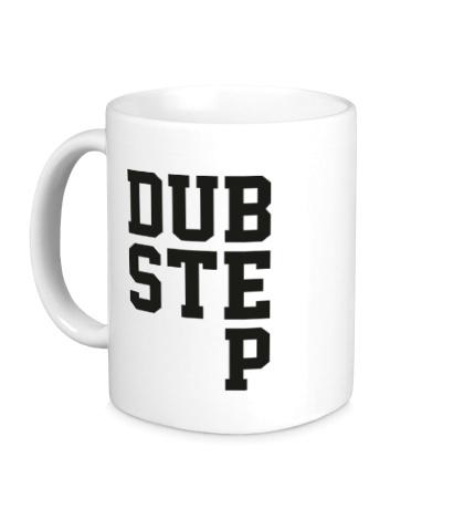 Керамическая кружка DubStep Lines